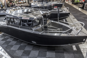 Vboats 700 Voyager Cabin Open Bow (NEW 2021)
