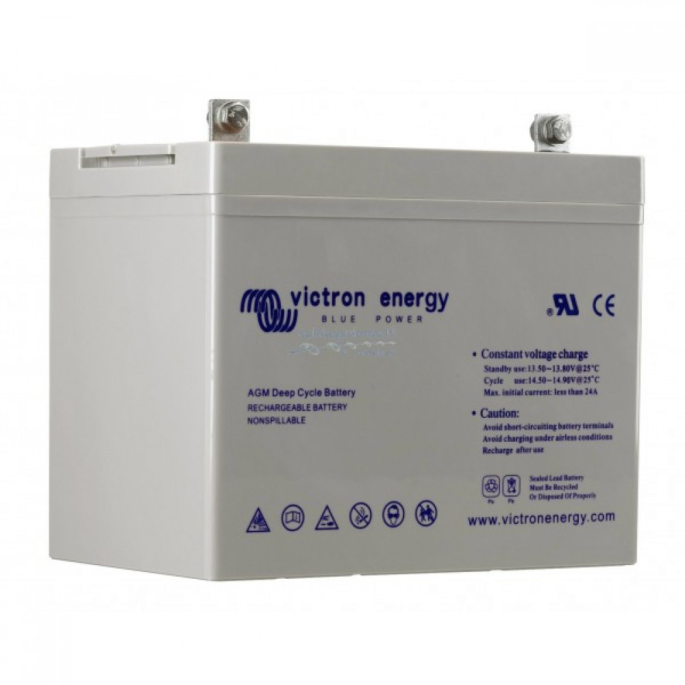 Victron AGM Deep Cycle Batt. 12V/60Ah