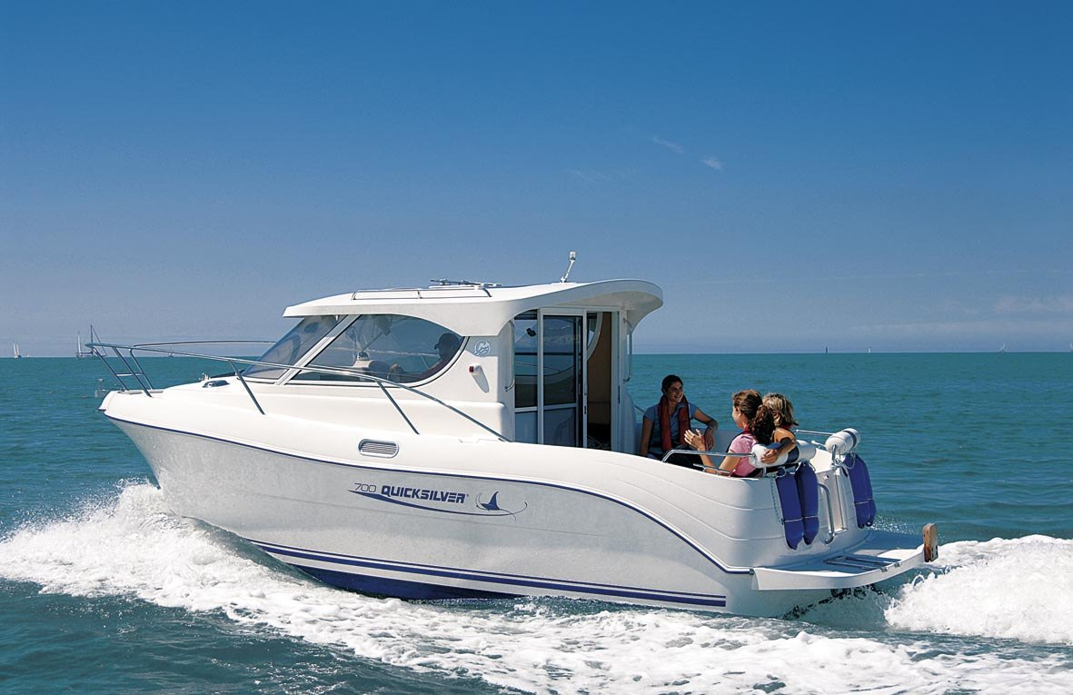 Quicksilver 780 Cruiser 2013